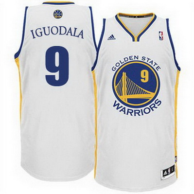 canotta nba andre iguodala 9 golden state warriors rev30 bianca