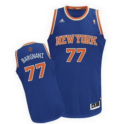 canotta nba andrea bargnani 77 new york knicks rev30 blu