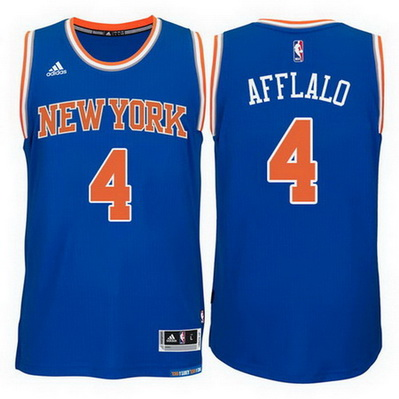 canotta uomo arron afflalo 4 2015 new york knicks blu