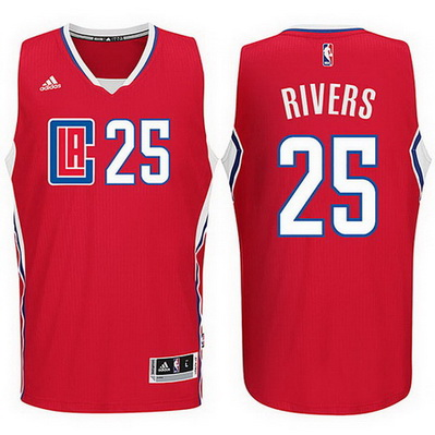 maglia basket austin rivers 25 2016 los angeles clippers rosso