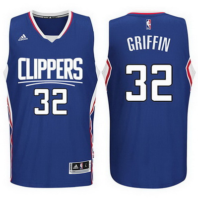 canotta basket blake griffin 32 2016 los angeles clippers blu