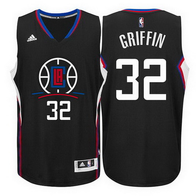 canotta blake griffin 32 2016 los angeles clippers nero
