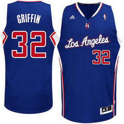 maglia basket blake griffin 32 los angeles clippers rev30 blu