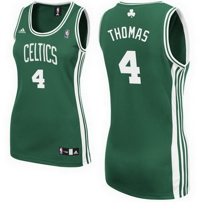 canotta nba donna boston celtics isaiah thomas 4 verde