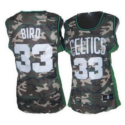 maglie basketa donne boston celtics larry bird 33 soul