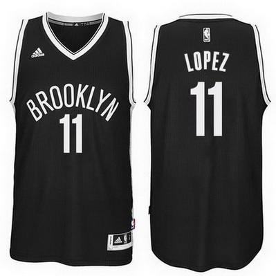 maglia basket brook lopez 11 2016 brooklyn nets nero