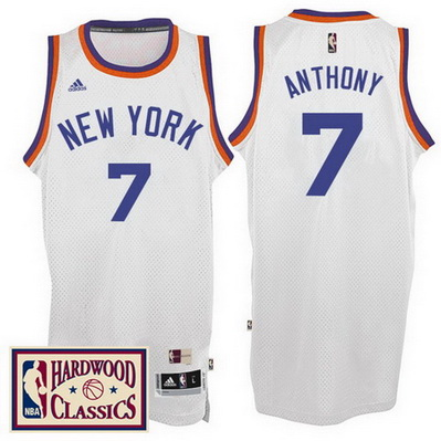 canotta basket carmelo anthony 7 2017 new york knicks bianca