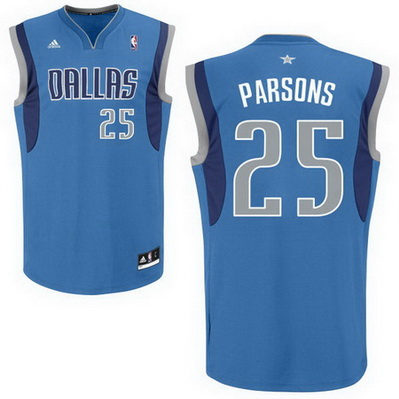 canotta uomo chandler parsons 2015 dallas mavericks blu