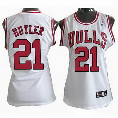 canotta basket donna chicago bulls jimmy butler 21 bianca