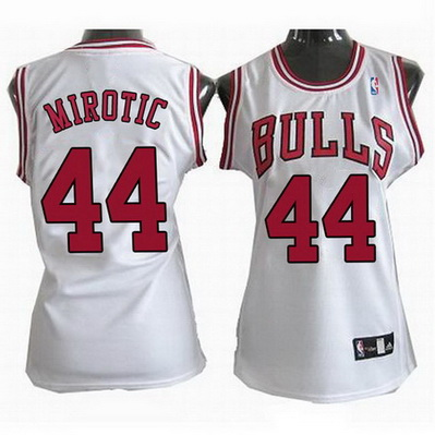 maglia basketa donna chicago bulls nikola mirotic 44 bianca