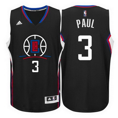 canotta nba chris paul 3 2016 los angeles clippers nero