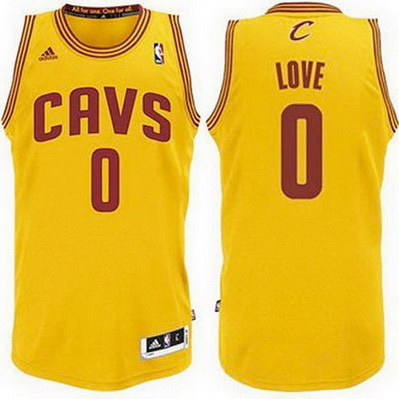 canotta cleveland cavaliers bambino kevin love 0 giallo