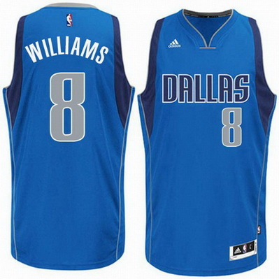 maglia basket deron williams 2015 dallas mavericks blu