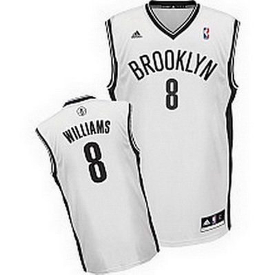 canotta nba deron williams 8 brooklyn nets rev30 bianca