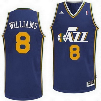 canotta nba deron williams 8 utah jazz rev30 marina