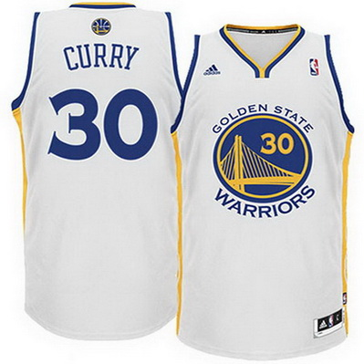 maglia nba golden state warriors bambino stephen curry 30 bianca
