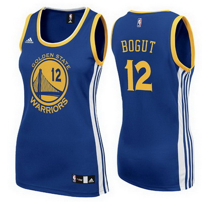 maglie nba donne golden state warriors andrew bogut 12 blu