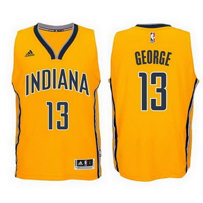 canotta indiana pacers bambino paul george 13 giallo