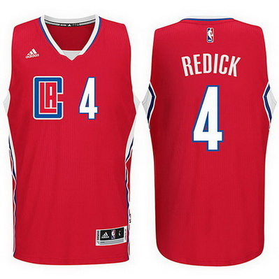 canotta nba j.j. redick 4 2016 los angeles clippers rosso
