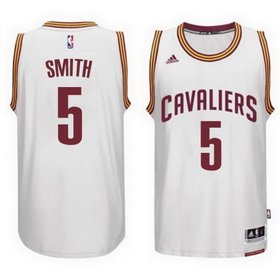 canotta basket jr smith 5 2015 cleveland cavaliers bianca