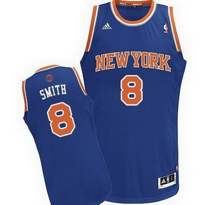 canotta nba jr smith 8 new york knicks rev30 blu