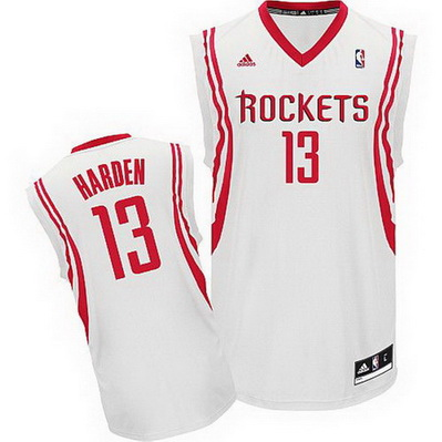 maglia james harden 13 houston rockets rev30 bianca