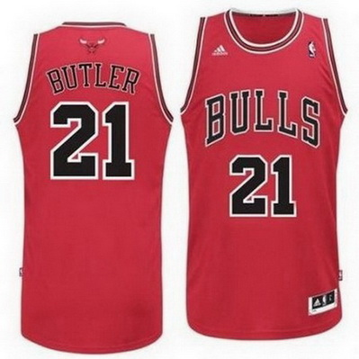 canotta basket jimmy butler 21 chicago bulls rev30 rosso