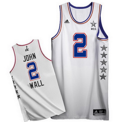 canotte uomo john wall 2 nba all star 2015 bianca