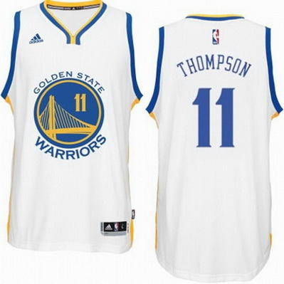 canotta nba klay thompson 11 golden state warriors bianca