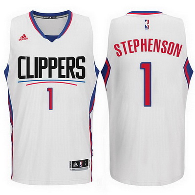 maglia nba lance stephenson 1 2016 los angeles clippers bianca