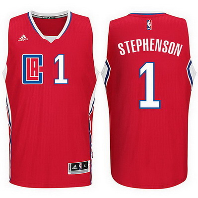 canotta lance stephenson 1 2016 los angeles clippers rosso