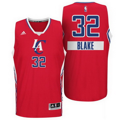 maglia uomo los angeles clippers natale 2014 blake griffin 32 rosso