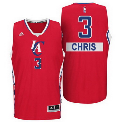 canotte basket los angeles clippers natale 2014 chris paul 3 rosso