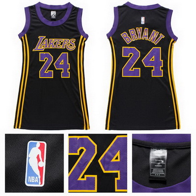 canotte nba donne los angeles lakers kobe bryant 24 marina