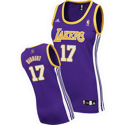 canotte nba donne los angeles lakers roy hibbert 17 porpora