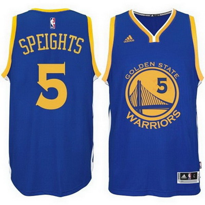 maglia marreese speights 5 2015 golden state warriors blu