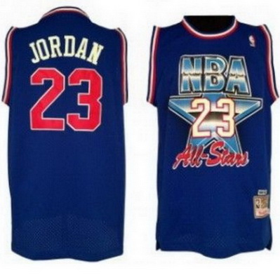 canotte uomo michael jordan nba all star 1992 blu