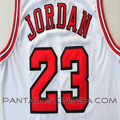 canotta uomo michael jordan nba all star 1998 bianca