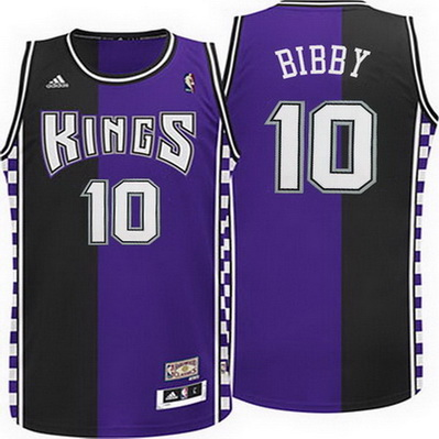 canotta nba mike bibby 10 sacramento kings rev30 porpora