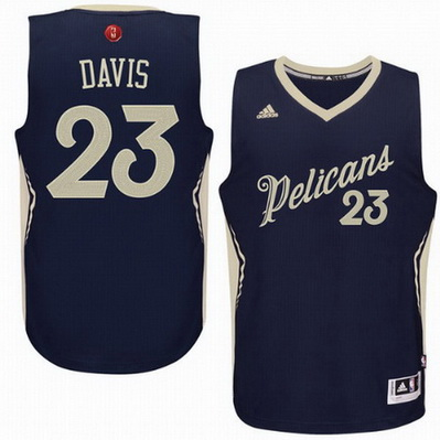 canotta new orleans pelicans natale 2015 anthony davis 23 marina