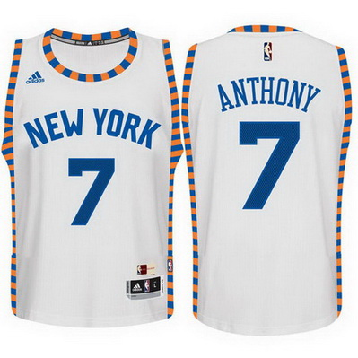 maglia nba new york knicks bambino carmelo anthony 7 retro