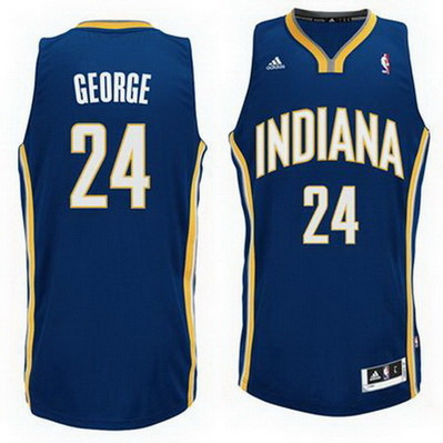 maglia basket paul george 24 indiana pacers rev30 blu