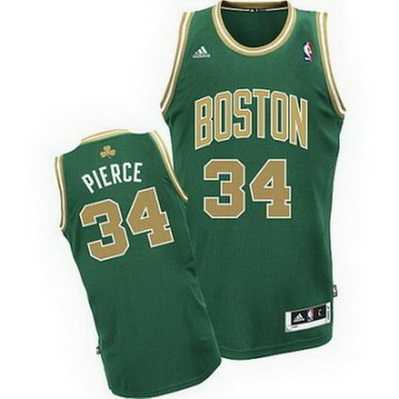 canotta paul pierce 34 boston celtics rev30 d'oro
