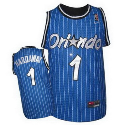 canotta penny hardaway 1 orlando magic blu