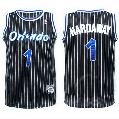 canotta nba penny hardaway 1 orlando magic nero