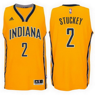 canotta basket rodney stuckey 2 2015 indiana pacers giallo