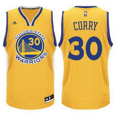 canotta stephen curry 30 2016 golden state warriors giallo
