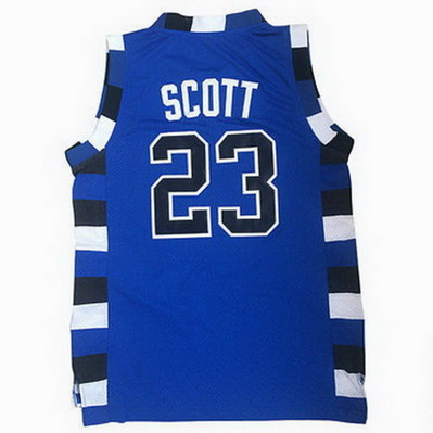 maglie basket tree hill nathan scott 23 ravens blu