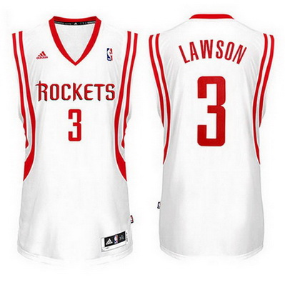 canotta nba ty lawson 3 2015 houston rockets bianca