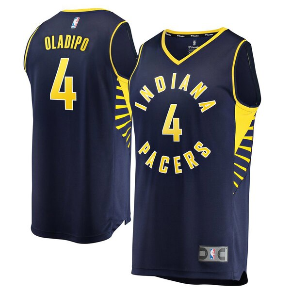 maglia victor oladipo 4 2020 indiana pacers navy